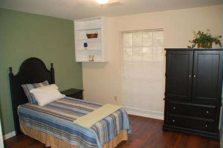 Assisted Living and Memory Care Private Room