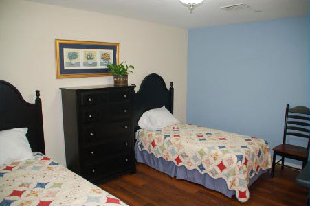 Assisted Living and Memory Care Semi Private Room